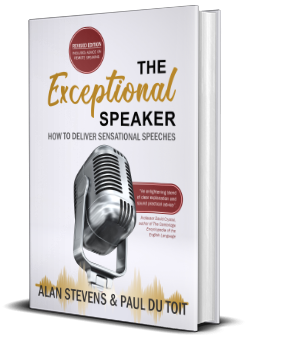 The Exceptional Speaker – Shipped from UK & RSA