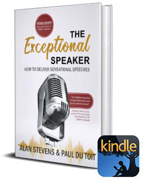 The Exceptional Speaker – Kindle Version