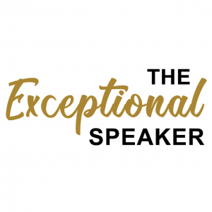 The Exceptional Speaker Masterclass